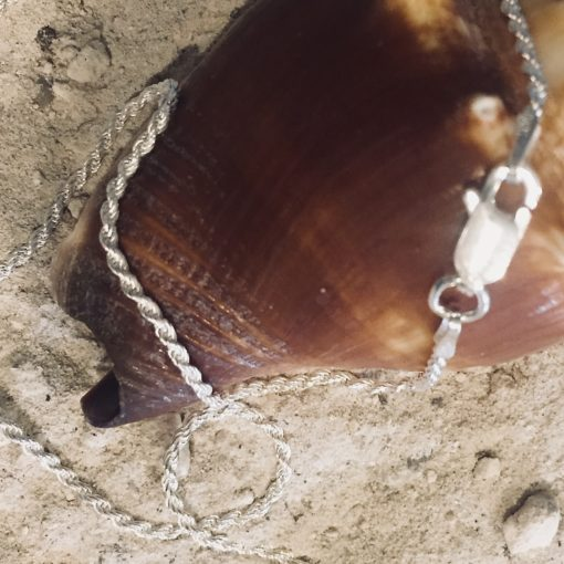 Rope french style w lobster clasp